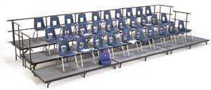 Seated Riser Units